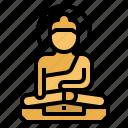 buddha, grotto, korea, religion, seokguram icon