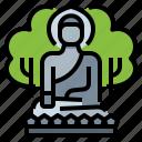 buddha, korea, religion, seoraksan