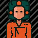 avatar, costume, korea, south, woman
