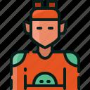 avatar, costume, korea, man, south