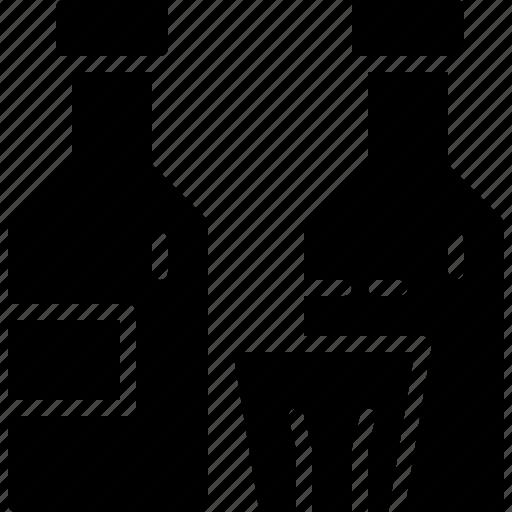 Alcohol, bottle, drink, glass, korea, soju, south icon - Download on Iconfinder