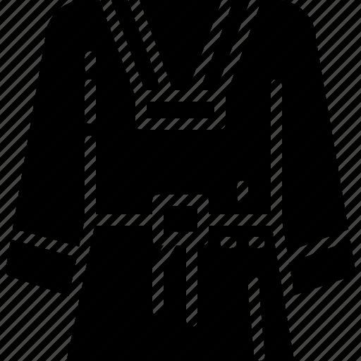 Cloth, clothes, korea, south, sport, taekwondo, wear icon - Download on Iconfinder