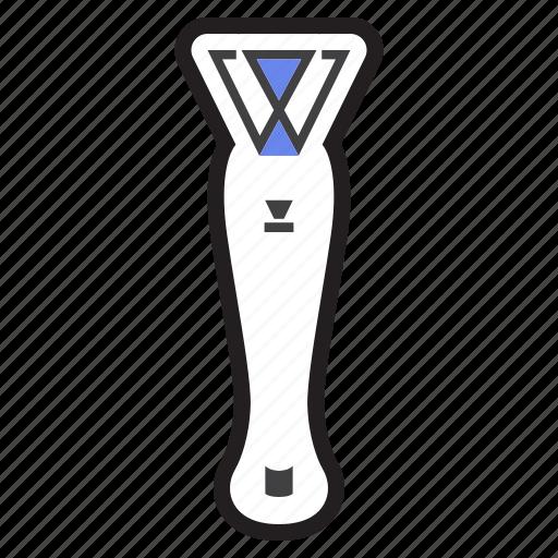 accessories, keychain, korea, korean, kpop, lightstick icon