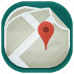 gps, maps, navigation, targeting icon