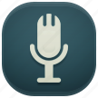 audio, record, recorder, sound icon