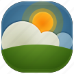 forecast, lightning, moon, night, rain, snow, sunny, weather, winter icon