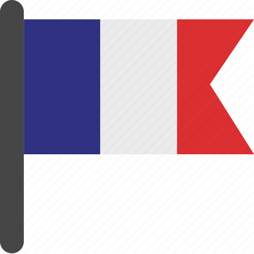 flag, france, france flag icon