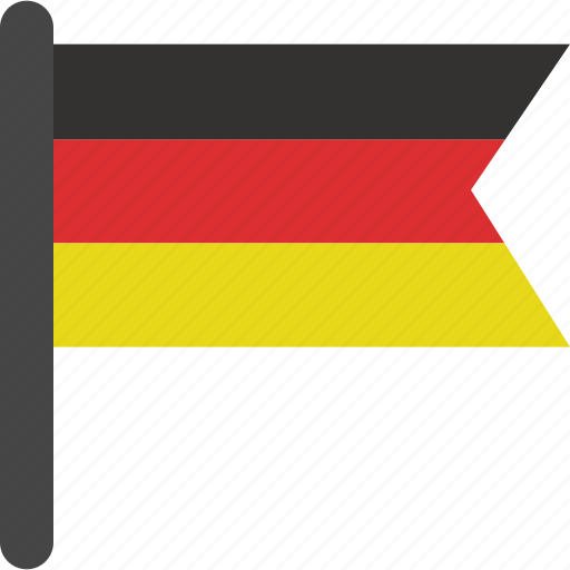 flag, germany, germany flag icon