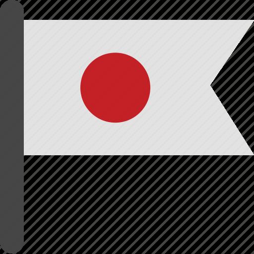 flag, japan, japan flag icon
