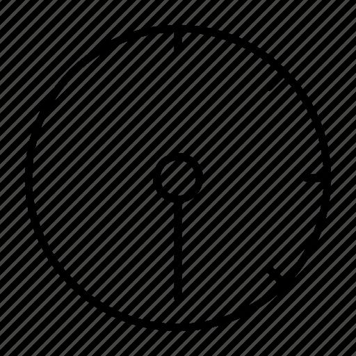 clock, needle, performance, stopwatch, timer icon