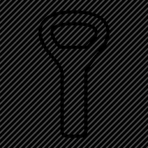 bottle, drink, kitchen, opener, tool icon