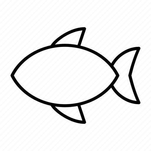 creature, fish, food, ocean, sea icon