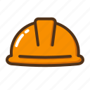 safety, helmet, protection, construction