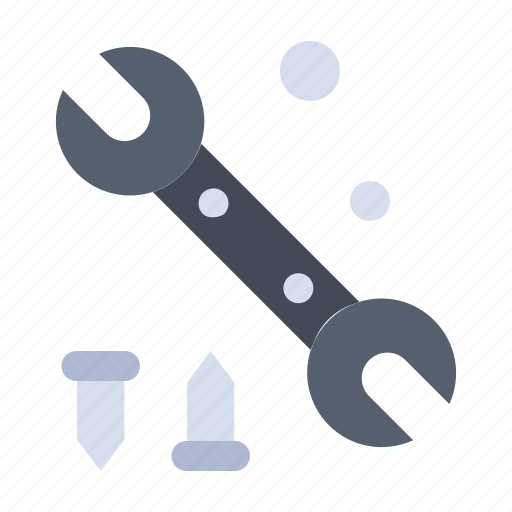 options, tool, wrench icon