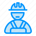 builder, construction, worker icon