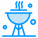 bbq, cook, dinner, dish icon
