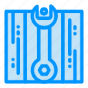 fix, repair, wrench icon
