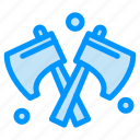 axe, tool, weapon icon