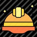 construction, helmet, hard, hat, labour, safety, skullgard