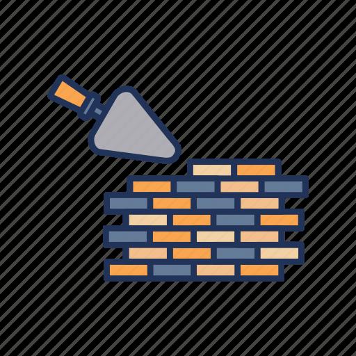 day, labor, labour, spade, wall icon