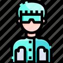avatar, chemicals, lab, laboratory, scientist, technician