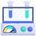 education, laboratory, lab, flask, electronics, compound, weight icon
