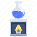 burner, chemical, chemistry, education, flask, test, tube
