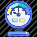 barometer, barometers, education, semicircular, tool, weather icon