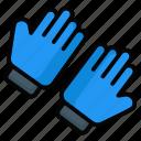 glove, gloves, hand, repair, work, workers, worker