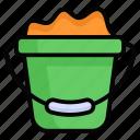 bucket, clean, cleaning, household, housework