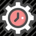 clock, efficiency, management, productivity, schedule, time, time management
