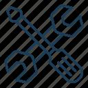 mechanic, tool, wrench, srewdriver