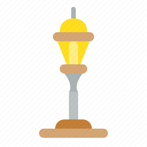 electricity, floor, furniture, household, lamp, light icon