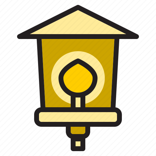 decoration, electronic, furniture, garden, home, lamp icon