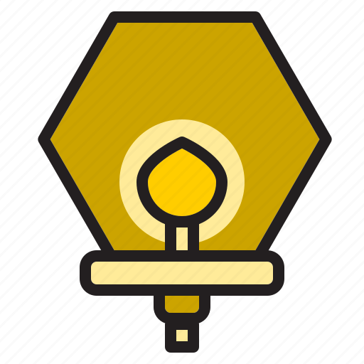 decoration, design, electronic, furniture, garden, home, lamp icon