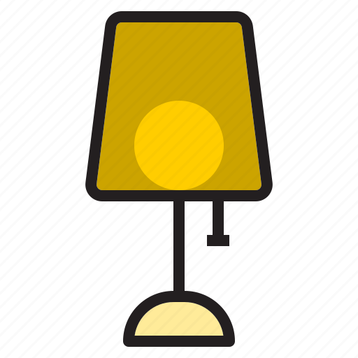 decoration, electronic, furniture, indoor, lamp, standard icon