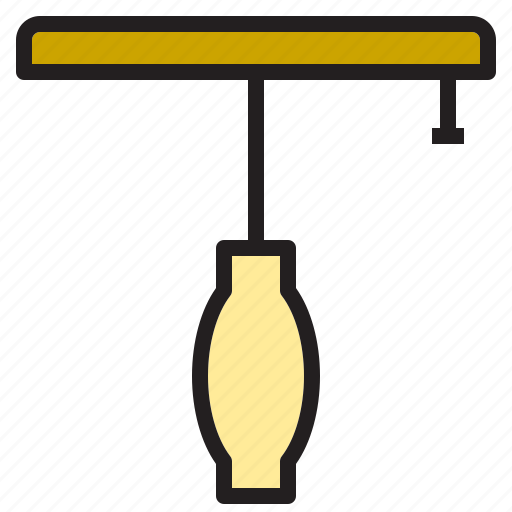 decoration, electronic, furniture, indoor, lamp, vintage icon