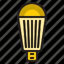 decoration, ecology, electronic, furniture, lamp, led icon