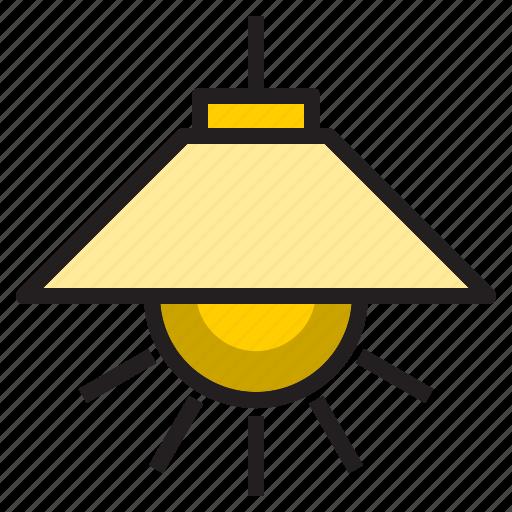 decoration, electronic, furniture, lamp, light icon
