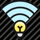smart, light, connect