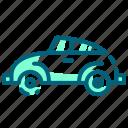 beetle, car, classic, travel, vintage