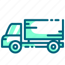 box, car, cargo, delivery, shipping, truck