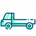 car, delivery, pickup, shipping, truck, vehicle