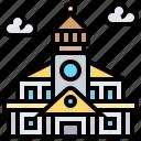 brisbane, building, city, government, hall