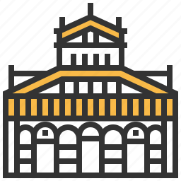 architecture, building, cattedrale, di, landmark, pisa icon