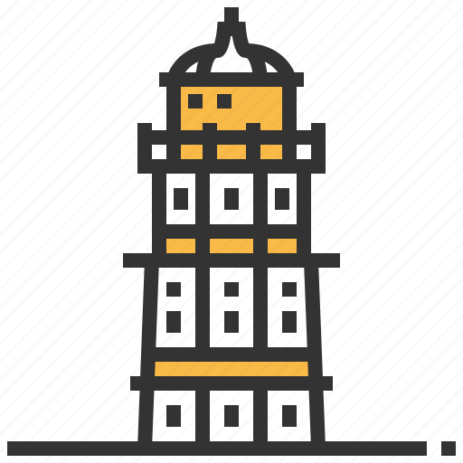 building, invercargill, landmark, travel icon
