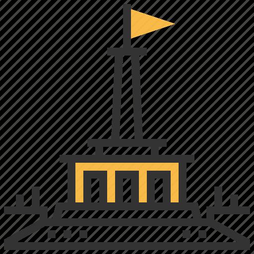 architecture, bratislava, building, construction, landmark, memorial, slavin icon