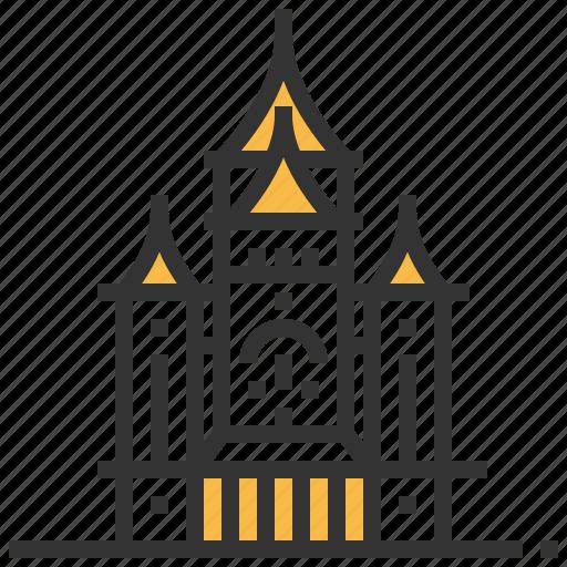 architecture, building, landmark, orthodox, timisoara icon