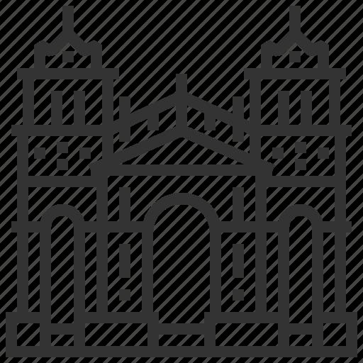 cathedral, cordoba, country, landmark icon