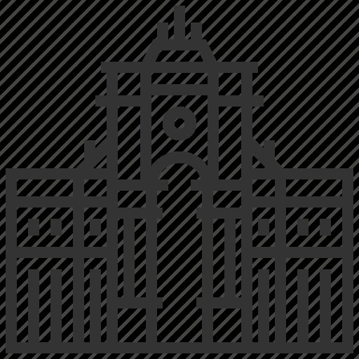 arch, augusta, building, estate, landmark, rua icon